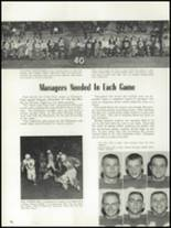 1961 Enid High School Yearbook Page 100 & 101