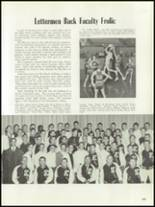 1961 Enid High School Yearbook Page 108 & 109