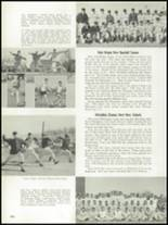 1961 Enid High School Yearbook Page 110 & 111