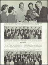 1961 Enid High School Yearbook Page 122 & 123