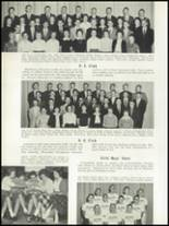 1961 Enid High School Yearbook Page 124 & 125