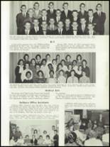 1961 Enid High School Yearbook Page 128 & 129