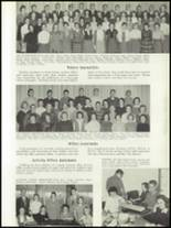 1961 Enid High School Yearbook Page 130 & 131