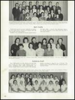 1961 Enid High School Yearbook Page 132 & 133