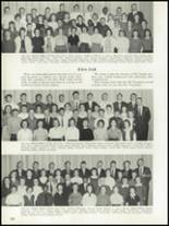 1961 Enid High School Yearbook Page 134 & 135