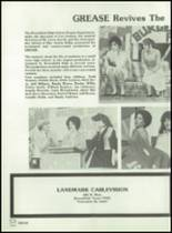 1982 Brownfield High School Yearbook Page 22 & 23
