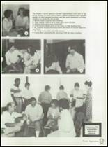 1982 Brownfield High School Yearbook Page 28 & 29