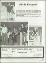 1982 Brownfield High School Yearbook Page 30 & 31