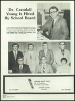 1982 Brownfield High School Yearbook Page 36 & 37