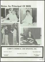 1982 Brownfield High School Yearbook Page 38 & 39