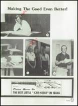 1982 Brownfield High School Yearbook Page 42 & 43