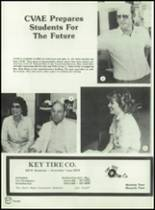 1982 Brownfield High School Yearbook Page 54 & 55