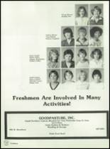1982 Brownfield High School Yearbook Page 64 & 65