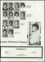 1982 Brownfield High School Yearbook Page 66 & 67
