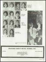 1982 Brownfield High School Yearbook Page 68 & 69