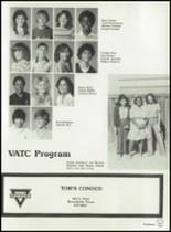 1982 Brownfield High School Yearbook Page 70 & 71