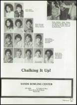1982 Brownfield High School Yearbook Page 76 & 77