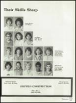 1982 Brownfield High School Yearbook Page 82 & 83