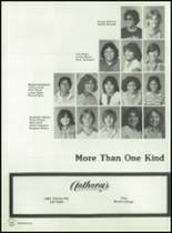 1982 Brownfield High School Yearbook Page 84 & 85