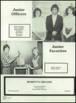 1982 Brownfield High School Yearbook Page 88 & 89