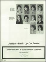 1982 Brownfield High School Yearbook Page 92 & 93