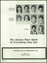 1982 Brownfield High School Yearbook Page 94 & 95