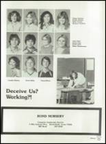 1982 Brownfield High School Yearbook Page 96 & 97