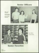 1982 Brownfield High School Yearbook Page 100 & 101