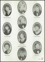1982 Brownfield High School Yearbook Page 110 & 111