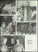 1982 Brownfield High School Yearbook Page 114 & 115