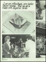 1982 Brownfield High School Yearbook Page 116 & 117