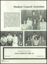 1982 Brownfield High School Yearbook Page 122 & 123