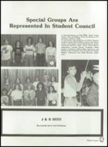 1982 Brownfield High School Yearbook Page 124 & 125