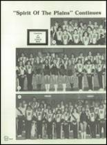 1982 Brownfield High School Yearbook Page 126 & 127