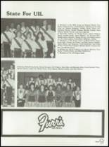 1982 Brownfield High School Yearbook Page 128 & 129