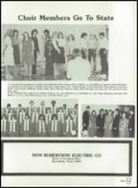 1982 Brownfield High School Yearbook Page 130 & 131