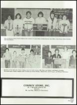 1982 Brownfield High School Yearbook Page 136 & 137