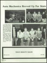 1982 Brownfield High School Yearbook Page 144 & 145