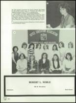 1982 Brownfield High School Yearbook Page 146 & 147