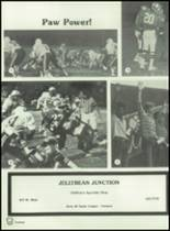 1982 Brownfield High School Yearbook Page 152 & 153