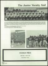 1982 Brownfield High School Yearbook Page 156 & 157