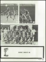 1982 Brownfield High School Yearbook Page 160 & 161