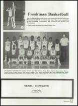 1982 Brownfield High School Yearbook Page 168 & 169