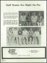 1982 Brownfield High School Yearbook Page 176 & 177