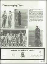 1982 Brownfield High School Yearbook Page 178 & 179