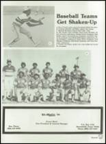 1982 Brownfield High School Yearbook Page 180 & 181