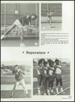 1982 Brownfield High School Yearbook Page 182 & 183