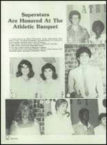 1982 Brownfield High School Yearbook Page 186 & 187