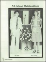 1982 Brownfield High School Yearbook Page 196 & 197