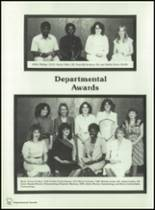 1982 Brownfield High School Yearbook Page 200 & 201